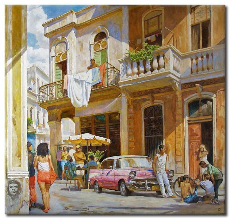 Diego Santos - Havanna Streetlife