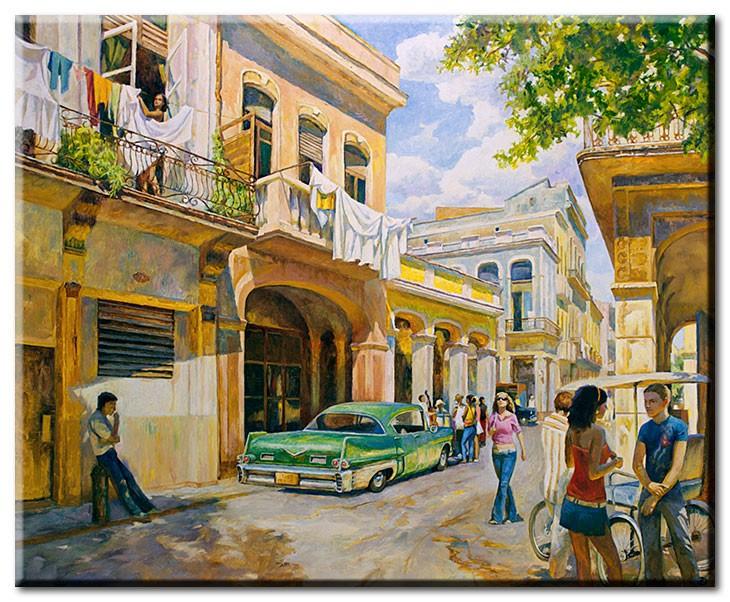 Diego Santos - Ein Sommertag auf Kuba
