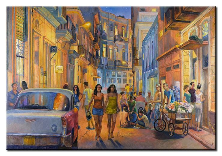 Diego Santos - Noche Cubana Iluminada
