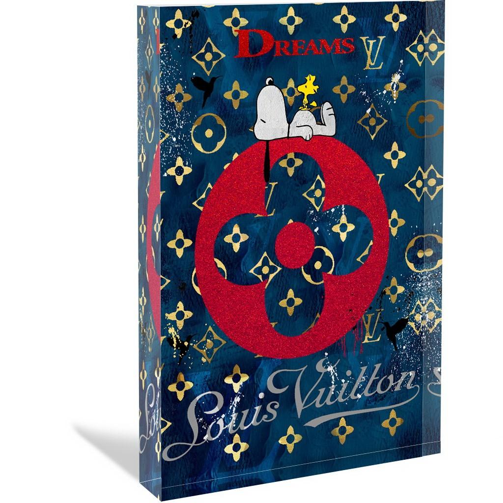 DEVIN MILES - LOUIS VUITTON - ACRYLBLOCK