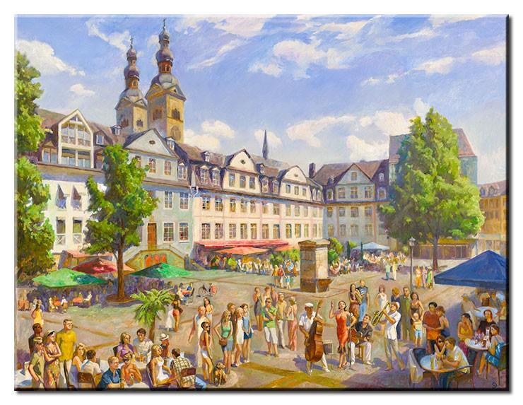 Diego Santos - Koblenz - Am Plan