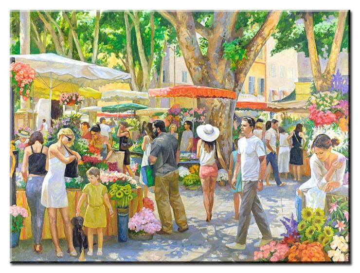Diego Santos - Mercado de las flores