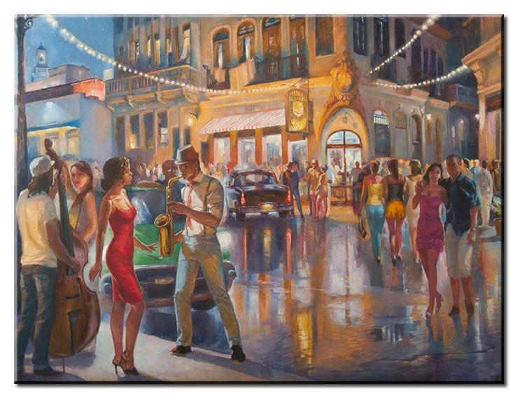 Diego Santos - Eine Nacht in Havanna