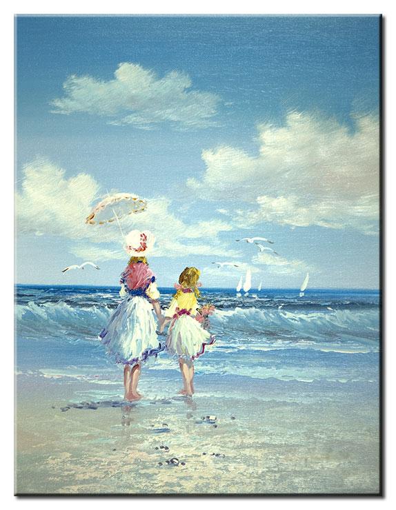 Totti Moreno - Am Meer