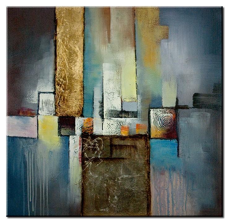 Totti Moreno - Abstract Variations - abstraktes Leinwandbild