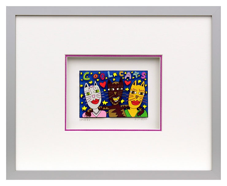 JAMES RIZZI COOL CATS