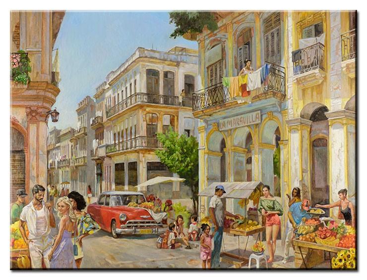 Diego Santos - La Maravilla Havanna