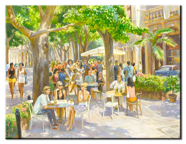 Diego Santos - Café du Jardin